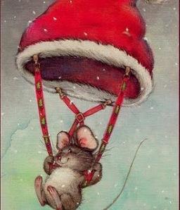 xmas mouse2