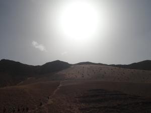 Stage 4 Jebel descent