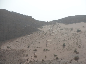 Zoomed in stage 4 jebel descent
